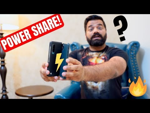 The Magic of Charging - Wireless Reverse Charging - How does it work???🔥🔥🔥
