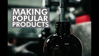 Making Popular Hair Products l How Flagship's Blackwater Is Made l Behind The Brew Part 3