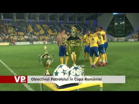 Obiectivul Petrolului în Cupa României