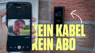 Eufy Video Doorbell: Akku-Videoklingel ohne Cloud im Test