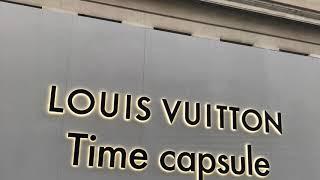 👜 Эволюция Louis Vuitton, выставка Time Capsule. Торонто, Онтарио, Канада 🇨🇦