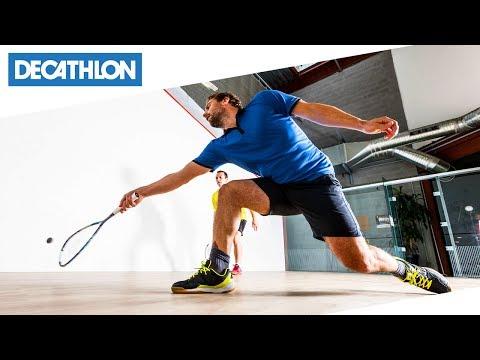 Racchetta da squash SR100 Artengo   Decathlon Italia
