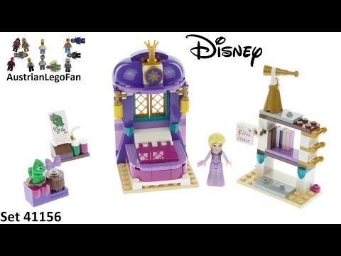 Vidéo LEGO Disney 41156 : La chambre du château de Raiponce