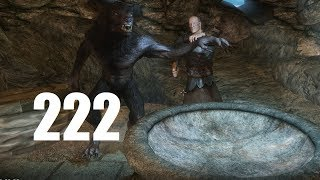 Skyrim Modded Playthrough (1440p) (222) - Becoming A Werewolf