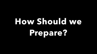 Table Talk with Adam - How To Prepare