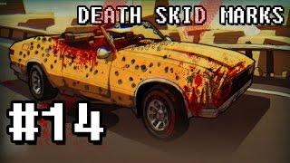 Let's Play Death Skid Marks (part 14 - Crazy Roads)