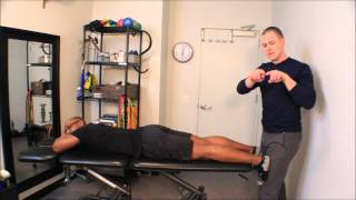 Gastrocnemius and Soleus Manual Static Release (Trigger Point Release)