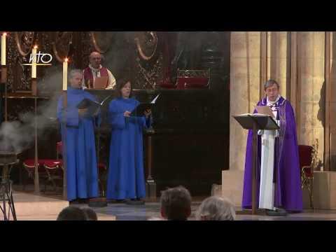 Vêpres du 19 mars (3ème dimanche de Carême)