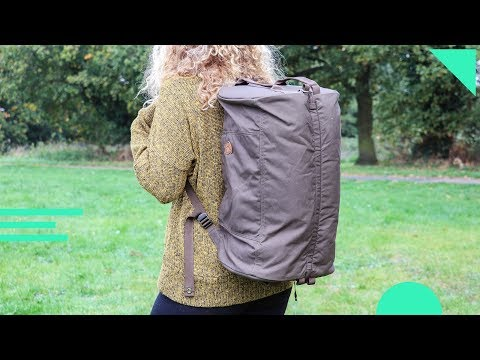 Fjallraven Splitpack Review | 35L Travel Backpack & Duffel