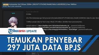 Polisi Sebut Temukan Profil Pelaku Penyebar 297 Juta Data Pengguna BPJS Kesehatan, Kini Terus Diburu