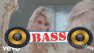 Kesha - Raising Hell  Ft. Big Freedia [Bass Boosted]