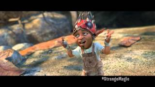 """Elf-Sized Serenade"" Strangely Magical Musical Moment - Strange Magic"