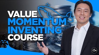 PRE-LAUNCH OFFER! Value Momentum Investing™ Course by Adam Khoo
