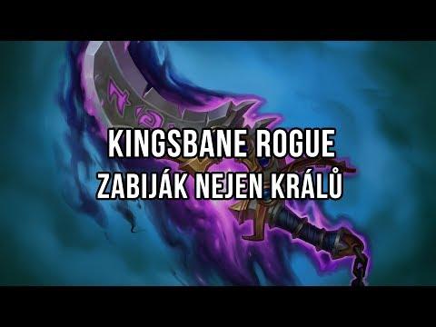 Kingsbane Rogue - Královský zabiják