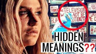 HIDDEN MEANINGS | KESHA - PRAYING (Official Video) + Analysis