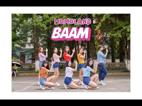 [KPOP IN PUBLIC] MOMOLAND - BAAM ONE-TAKE Dance Cover by CHANNEL II X G-FLOWERS