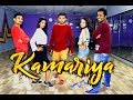 Kamariya Dance   Stree   Astha Gill   Beginner Choreography   Nora Fatehi   Bollywood