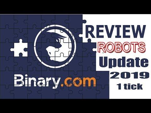 Binary Bot Atualização 2019 - Opere em 1 Tick Melhore o Resultado