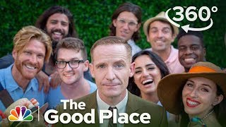 The Good Place - 360° Experience at San Diego Comic-Con (Digital Exclusive)