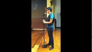 Adam Mardel - May 14th, 2011 (Soundcheck)