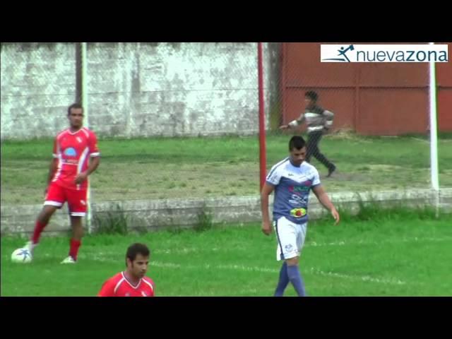 Independiente-VFBC. Jugadas. Canal 2 Hernandarias