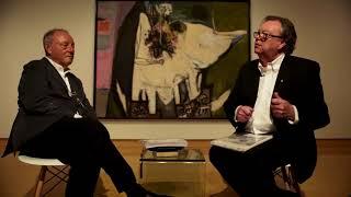 About Oscar Cahén. In Conversation: Michael Cahén and Jeffrey Spalding talk about the artist