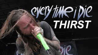 "Every Time I Die - ""Thirst"" LIVE On Vans Warped Tour"