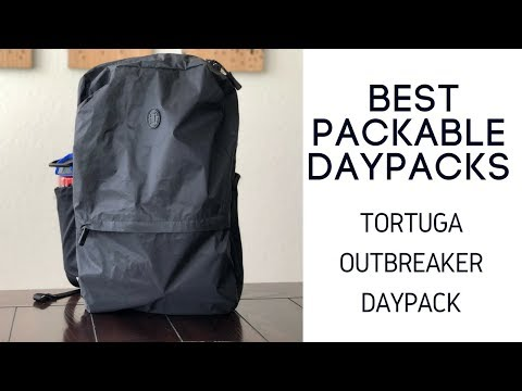Best Packable Daypacks: Tortuga Outbreaker Daypack Review