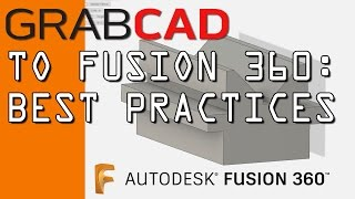 Importing into Fusion 360: Tips & Tricks  FF80