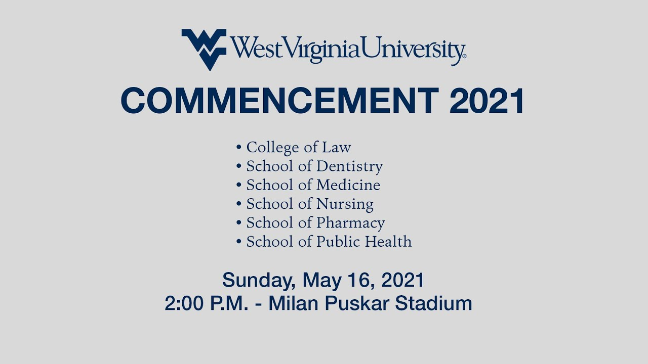 Play May Commencement, Sunday 2p