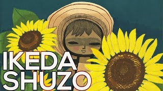 Ikeda Shuzo: A Collection Of 107 Etchings (HD)