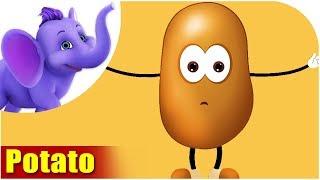 Potato - Vegetable Rhyme