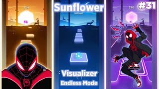 """Tiles Hop - Sunflower Post Malone (Spider-Man: Into The Spider-Verse) """"Endless Mode"""" BeastSentry"""