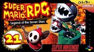 HILFE, ich bin NICHT euer FUTTER! ⭐ SUPER MARIO RPG: LEGEND OF THE SEVEN STARS #21