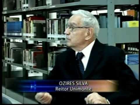 Reitor da Unimonte, Ozires Silva, é entrevistado pelo programa Canal Aquaviário para falar sobre desenvolvimento da Baixada Sant