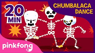 Chumbala Cachumbala and more | +Compilation | Halloween Songs | Pinkfong Songs for Children