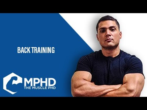 The Muscle PhD Academy Live #040: Back Training