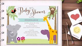 What To Write On Baby Shower Card