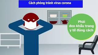 Thông điệp phòng chống coronavirus