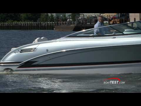 Formula 290 FX4  Runabout 2010- Walkthrough / Detail Reviews – By BoatTest.com