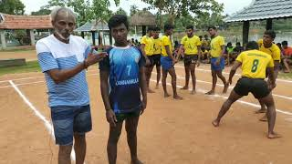 Kabaddi skills-Easy Learn-Toe Touches