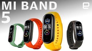 Xiaomi's Mi Smart Band 5 is a sleek, super-cheap fitness tracker