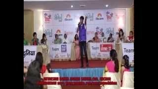 Anchoring/host /Antakshri By My Brand Dainik Jagran Sangini Club At Hotel Hyphen Meerut