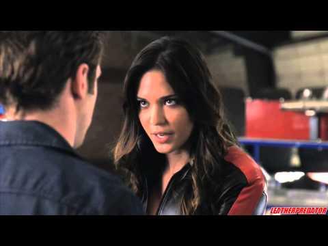 Breaking In (TV-series 2011) - leather scene HD 720p