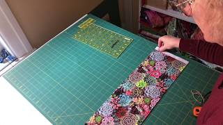Part 3 – Double Irish Chain Sew Along: Cutting the Fabric