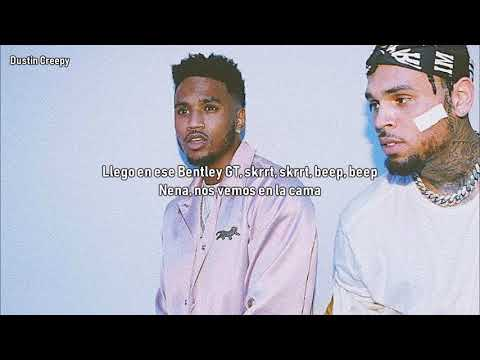 Trey Songz • Chi Chi Ft Chris Brown (Subtitulado Español)