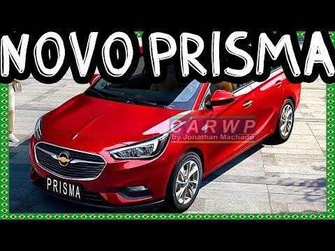 VEJA COMO SERÁ O NOVO PRISMA ONIX 2020! Substituto do Chevrolet Cobalt, rival do Volkswagen Virtus