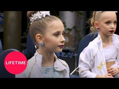 Dance Moms: Elliana vs. Lilliana LAST CHANCE SHOWDOWN (Season 7 Flashback) | Lifetime