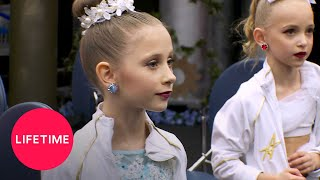 Dance Moms: Elliana vs. Lilliana LAST CHANCE SHOWDOWN (Season 7 Flashback) | Lifetime