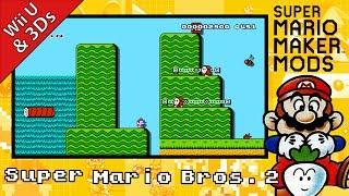 Super Mario Maker MODs   Super Luigi Maker   #13 - Самые